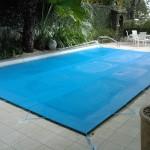 Tela para piscinas