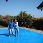 Segurança em sua piscina